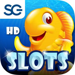 play Gold Fish Casino Slots Hd - Win A Fortune! Play Lucky Vegas Style Slot Machine !