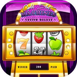 golden online casino deluxe slot