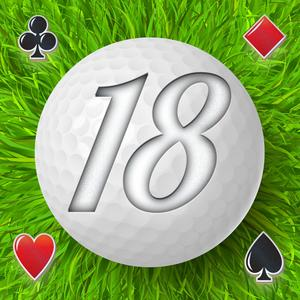 play Golf Solitaire 18