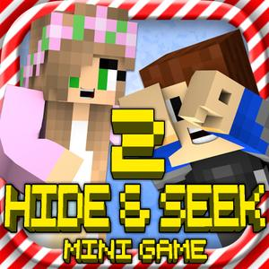 play Hide & Seek 2: Mc Survival Hunter Mini Block Game With Multiplayer