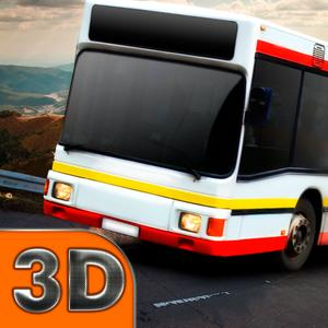 play Hill Climb: Bus Driver 3D
