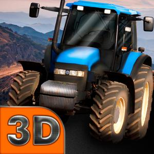play Hill Climb: Tractor Driver 3D Free