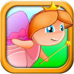 play Little Tooth Fairy Girly Fun Dash :Free Fly In Faries Magic Rainbow Land