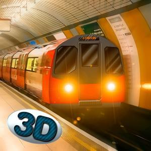 play London Subway Train Simulator