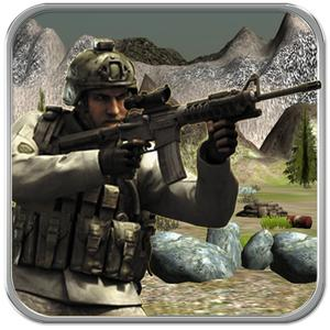 play Lone Commando Survivor: Assault Shooter On Enemy Killing Spree At Dangerous Army Camps.