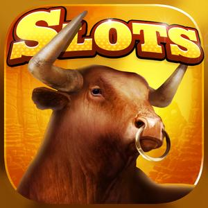 play Longhorn Slots Jackpot Bonanza: Journey Through The Wild West Buffalo Casino With Lucky Cowboy Riches!