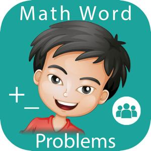 play Math Word Problems - Step By Step: School Edition