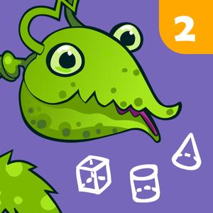 play Mathlingz Geometry 2 - Educational Math Game For Kids