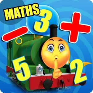 play Maths Kids For Train&Thomas Edition