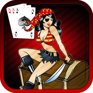 play Pin-Up Pirate Video Poker Lite