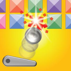 play Pinball Block Breaker