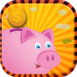 Pink Piggy Bank Clicker – The Gold Coin Money Tap As Much ...