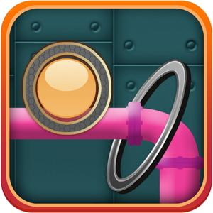 play Pipe Maze Runner - Hexic Ring With Water Flow Free Free