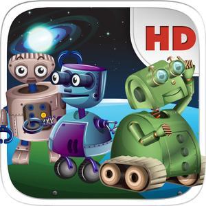 play Robot Academy Service