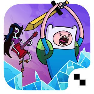 play Rock Bandits - Adventure Time