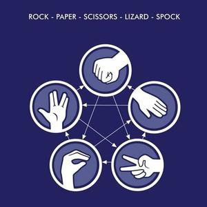 play Rock-Paper-Scissors-Lizard-Spock Zapp