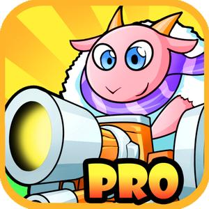 play Sheep Monster Ridge Brutal Attack Run Pro - Hay Pile Pet Jumping Runner Game