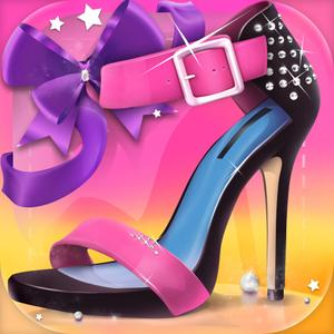 play Shoe Designer Fashion 3D: Create Stylish High Heels For Your Dress Up Boutique