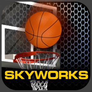 play 3 Point Hoops® Basketball