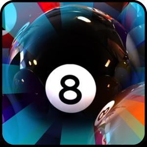 play 3D Billiard 8-Ball Pool Flick Game For Free