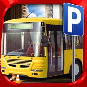 play 3D Bus Driver Simulator Car Parking Game - Real Monster Truck Driving Test Park Sim Racing
