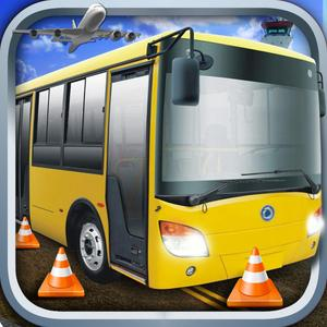 play 3D Bus Parking Simulator Game - Real Monster Truck Driving Test Car Park Sim Racing