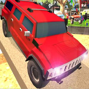 play 3D Extreme 4X4 Offroad Rally - Precision Driving Free