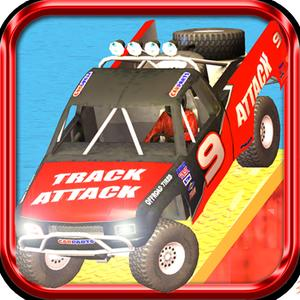 play 3D Island Offroad 4Wd Challenge - Parking Simulator Pro Version