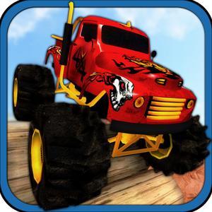 play 3D Monster Truck Driving
