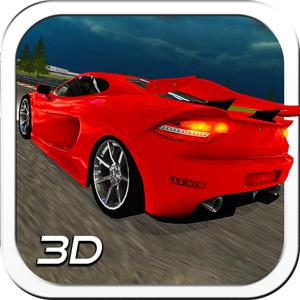 play 3D Night Track Racer Hd Full Version