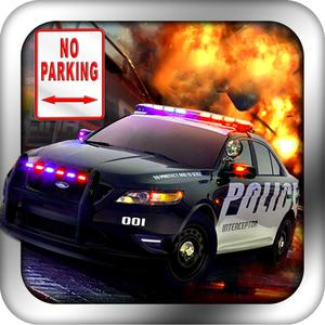 play 3D Police Car Parking Pro - Full Real Driving Simulator Park Game Version