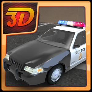 play 3D Police Parking - A Real Simulator And Simulation Game