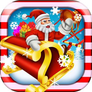 play 3D Santa'S Sleigh Christmas Parking Game Free