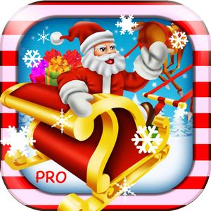 play 3D Santa'S Sleigh Christmas Parking Game Pro