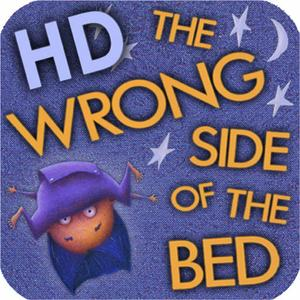 play 3D Storybook - The Wrong Side Of The Bed In 3D!