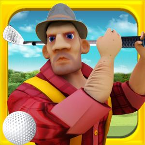 play 3D Super Mini Golf- Hit In The Line