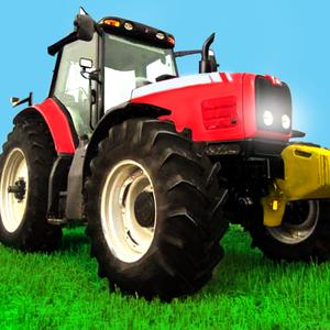 play 3D Tractor Parking Driving Simulator Pro - Full Version