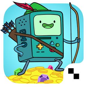 play Adventure Time Appisode - Furniture And Meat