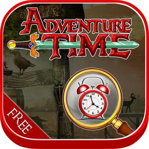 play Adventure Time Hidden Objects