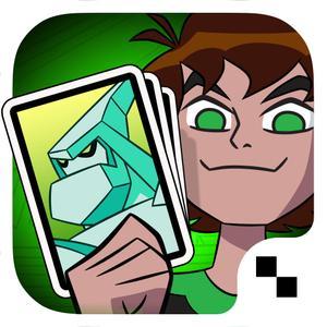 play Ben 10 Slammers – Galactic Alien Collectible Card Battle Game