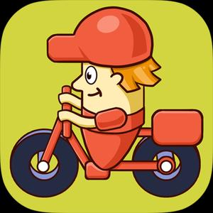play Bicycle Pizza Delivery Pro