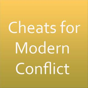 play Cheats For Modern Conflict