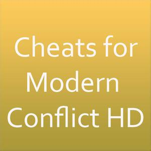 play Cheats For Modern Conflict Hd