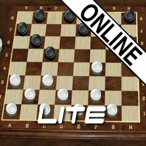 play Checkers Online Lite