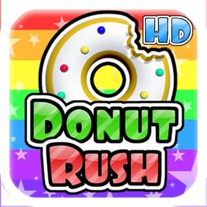 play Donut Rush Hd