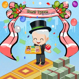 play Donut Tycoon - The Board Game -