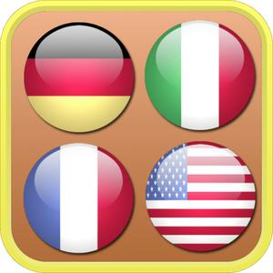 play Flags Matching Game Free