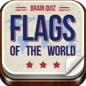 play Flags Of The World - Brain Quiz