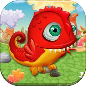 play Flapping Dino Bird Dash & Friends – Jurassic Land Before Time Of Ice Age Pro