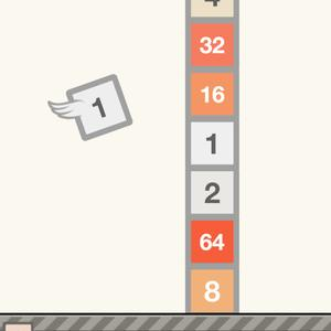 play Flappy 2048 Tile